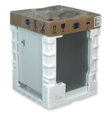 shrink film pallet cover is available as one of many Tri-Cor Products