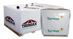 Print & custom pallet covers are included in Tri-Cor Products
