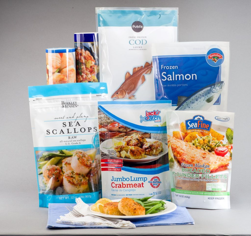 seafood packaging
